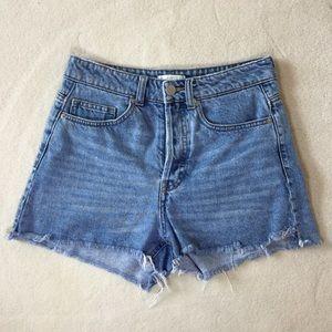Vintage classic H&M denim high waist jean short